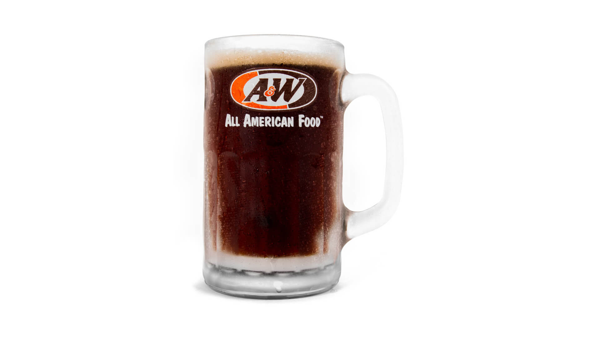 My baby a pint of root beer